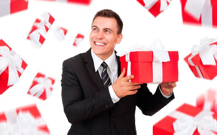 Когда начнутся Подарки клиентам на Любовный Фильм